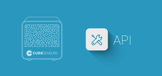 CubeSensors API