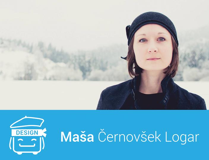 Maša Černovšek Logar, CubeSensors designer