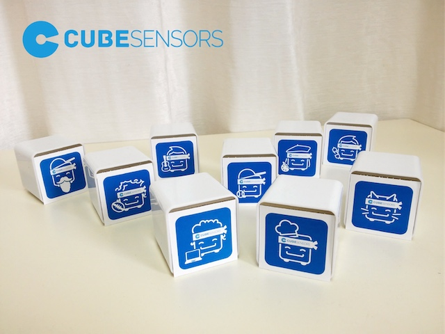 CubeSensors team photo