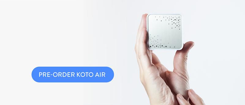 Pre-order Koto Air